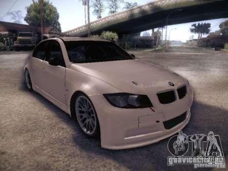 BMW 320SI Drift для GTA San Andreas вид сбоку