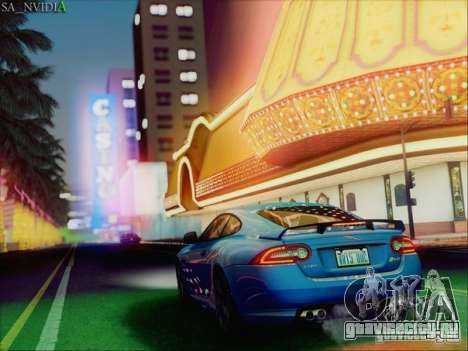 SA_Nvidia Beta для GTA San Andreas седьмой скриншот