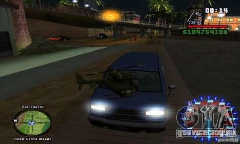 RC mod для GTA San Andreas четвёртый скриншот
