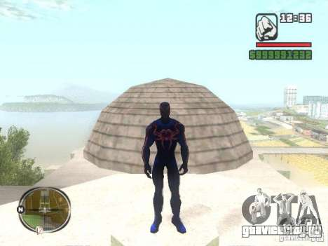 Spider Man 2099 для GTA San Andreas