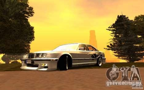 ENBSeries by RAZOR для GTA San Andreas пятый скриншот