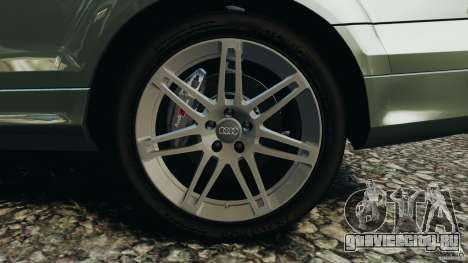 Audi Q7 V12 TDI v1.1 для GTA 4 вид сверху