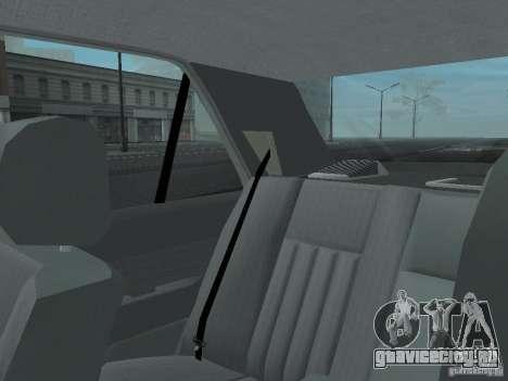 Mercedes-Benz 250D для GTA San Andreas