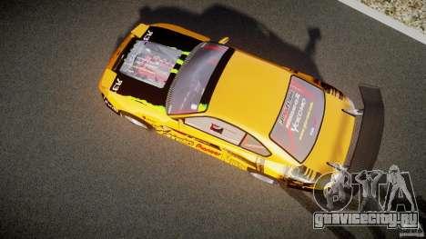 Nissan S330SX GT Drift Texture для GTA 4 вид изнутри