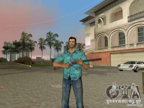 Улучшенный Пак Отечественного Оружия для GTA Vice City второй скриншот