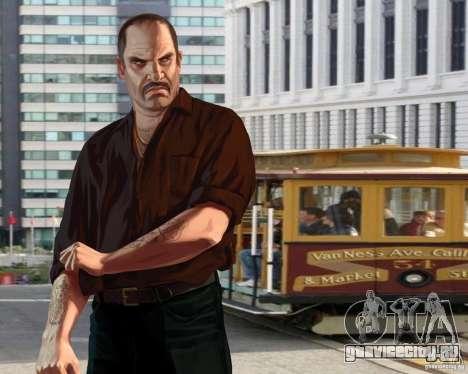 Загрузочные экраны Сан Франциско для GTA 4 третий скриншот