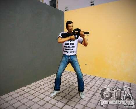 Пак оружия из GTA 4 Ballad of The Gay Tony для GTA Vice City