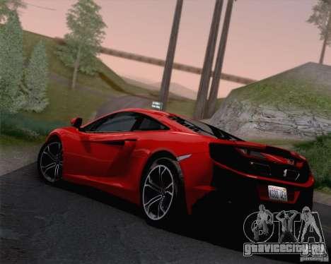 SA_NGGE ENBSeries для GTA San Andreas