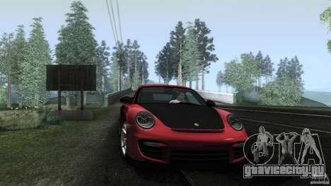 Porsche 911 GT2 RS 2012 для GTA San Andreas салон