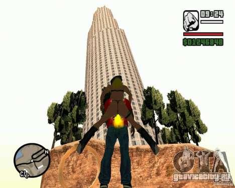 Пизанская башня для GTA San Andreas третий скриншот