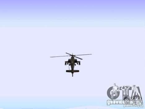 HD Hunter для GTA San Andreas вид справа