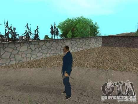 CJ Mafia Skin для GTA San Andreas седьмой скриншот