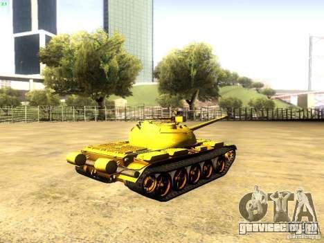 Type 59 v1 для GTA San Andreas вид слева