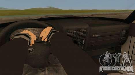 ГАЗ 310221-601 для GTA San Andreas вид сзади слева