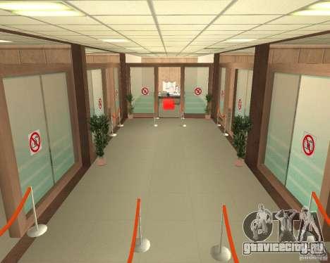Банк в Лос-Сантос для GTA San Andreas второй скриншот