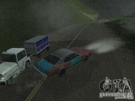 Автомобили с прицепами для GTA San Andreas седьмой скриншот