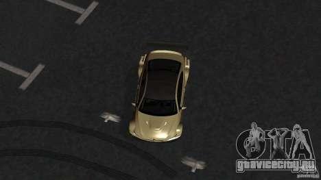 BMW E92 M3 для GTA San Andreas вид справа
