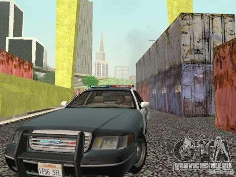 LowEND PCs ENB Config для GTA San Andreas третий скриншот