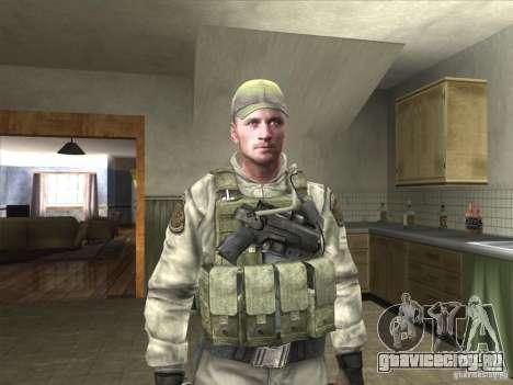Dave из Resident Evil для GTA San Andreas