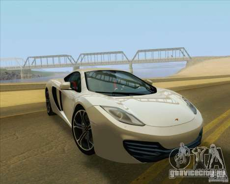 New Playable ENB Series для GTA San Andreas четвёртый скриншот
