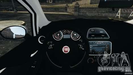 Fiat Punto Evo Sport 2012 v1.0 [RIV] для GTA 4 салон