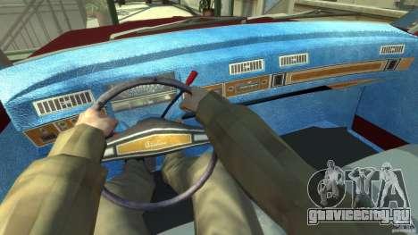 AMC Matador для GTA 4 вид справа