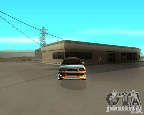 Subaru Impreza WRX Team Orange DRIFT SA-MP для GTA San Andreas