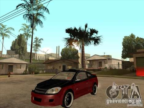 Chevrolet Cobalt ss Tuning для GTA San Andreas