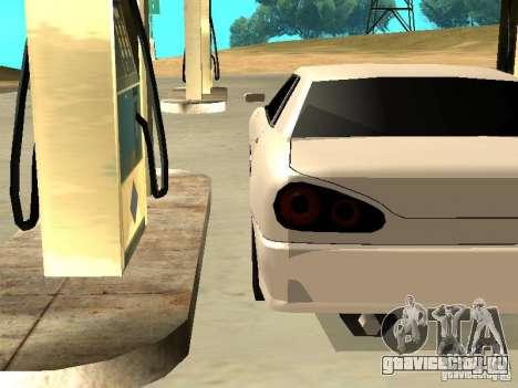 New Elegy v.1 для GTA San Andreas вид справа