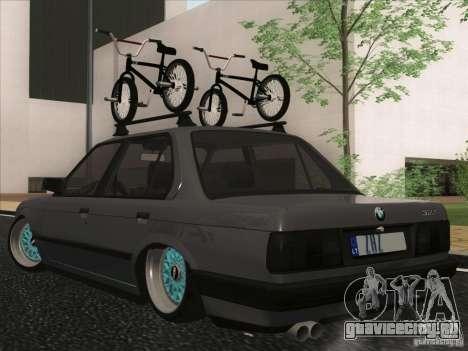 BMW E30 Rat для GTA San Andreas вид справа