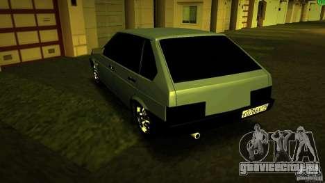 ВАЗ 2109 Light Tuning для GTA San Andreas вид справа