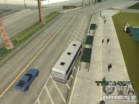 Автобусная линия в Лас Вентурас для GTA San Andreas седьмой скриншот