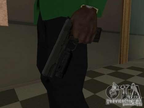 Кольт 1911 для GTA San Andreas третий скриншот