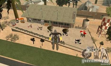 New CJs Airport для GTA San Andreas третий скриншот