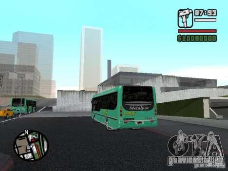 Metalpar 22 для GTA San Andreas вид слева