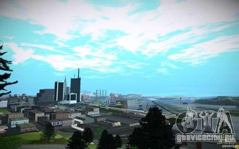 Timecyc для GTA San Andreas пятый скриншот