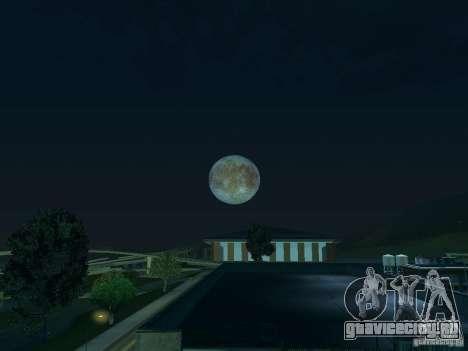 Moon: Европа для GTA San Andreas