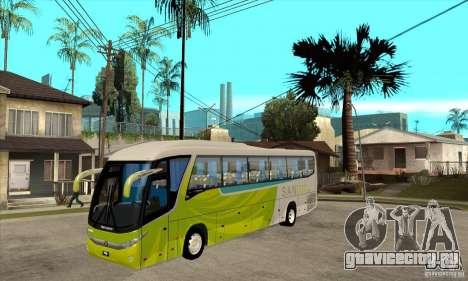 Marcopolo Viaggio G7 1050 Santur для GTA San Andreas