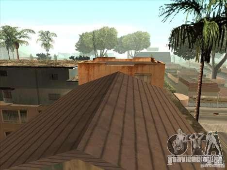 Карта для паркура и площадка bmx для GTA San Andreas седьмой скриншот