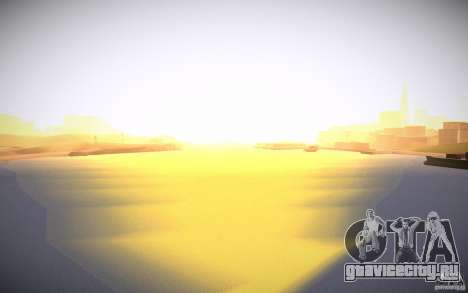 HD Water v4 Final для GTA San Andreas седьмой скриншот
