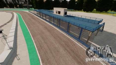 Ebisu Circuit для GTA 4 второй скриншот