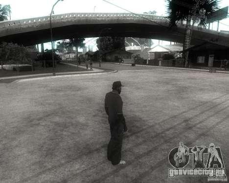 GTA SA - Black and White для GTA San Andreas
