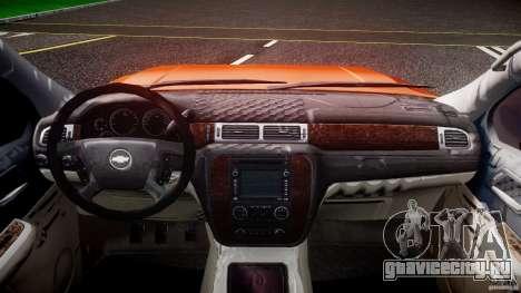 Chevrolet Silverado 2011 для GTA 4 вид сзади