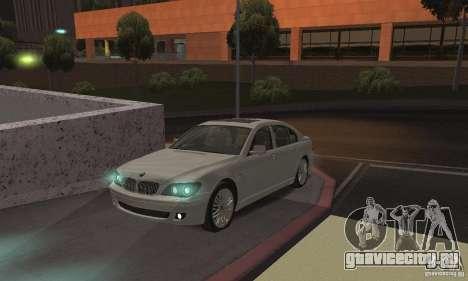 Неоновый цвет фар для GTA San Andreas второй скриншот