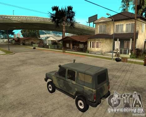 УАЗ 3172 для GTA San Andreas вид слева