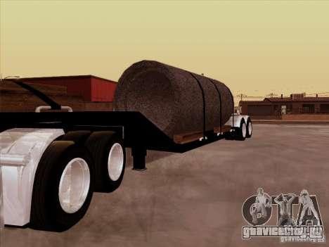 Прицеп к Peterbilt 378 Custom для GTA San Andreas