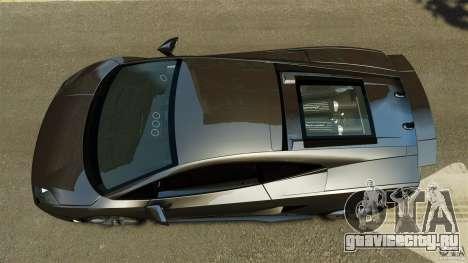 Lamborghini Gallardo LP570-4 Superleggera для GTA 4 вид справа