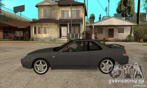 Honda Prelude SiR для GTA San Andreas вид слева