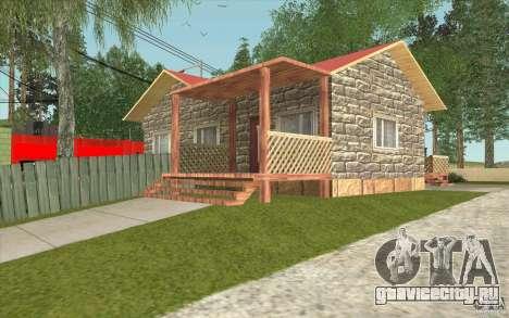 Новый посёлок Диллимур для GTA San Andreas шестой скриншот