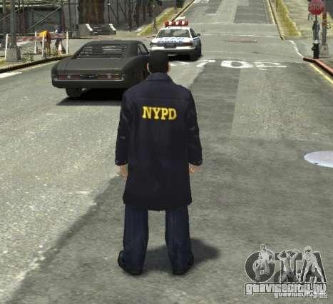 Ultimate NYPD Uniforms mod для GTA 4 пятый скриншот